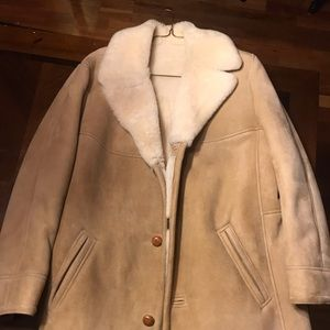 Ardney lambskin suede women's jacket,medium.